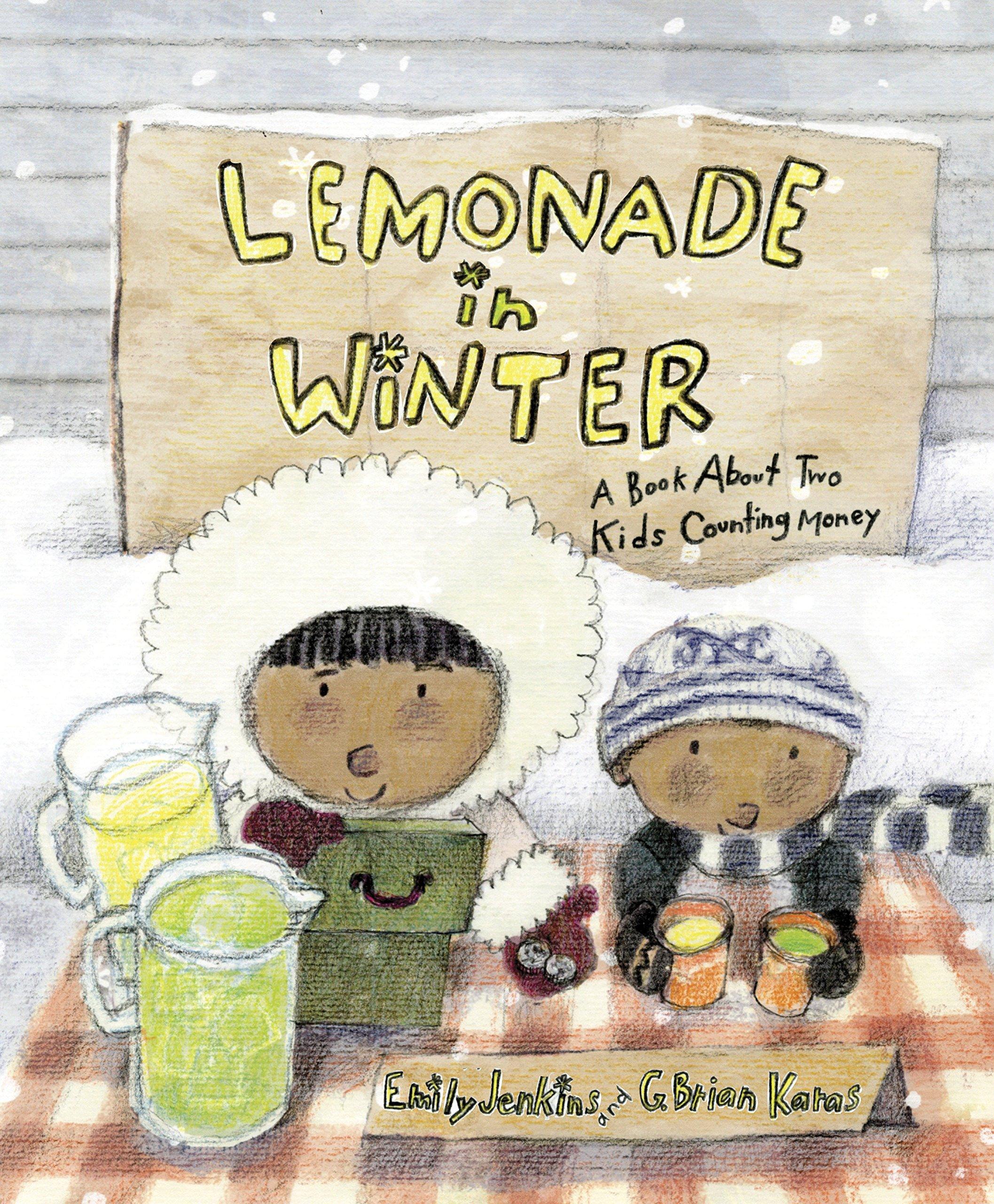 Image result for lemonade in winter