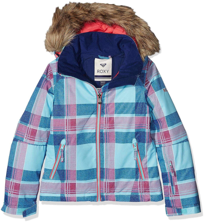 Roxy Girls Jet Ski Snow Jacket Amazon Sports & Outdoors