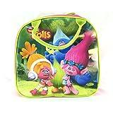 Dreamworks Trolls Life & Family Lunch Bag Plus Water Bottle- GREEN