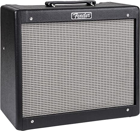 Fender Blues Junior III · Amplificador guitarra eléctrica: Amazon ...