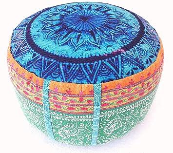 Yoga Cojín de meditación con BASSETTI extraíble Tantra ...