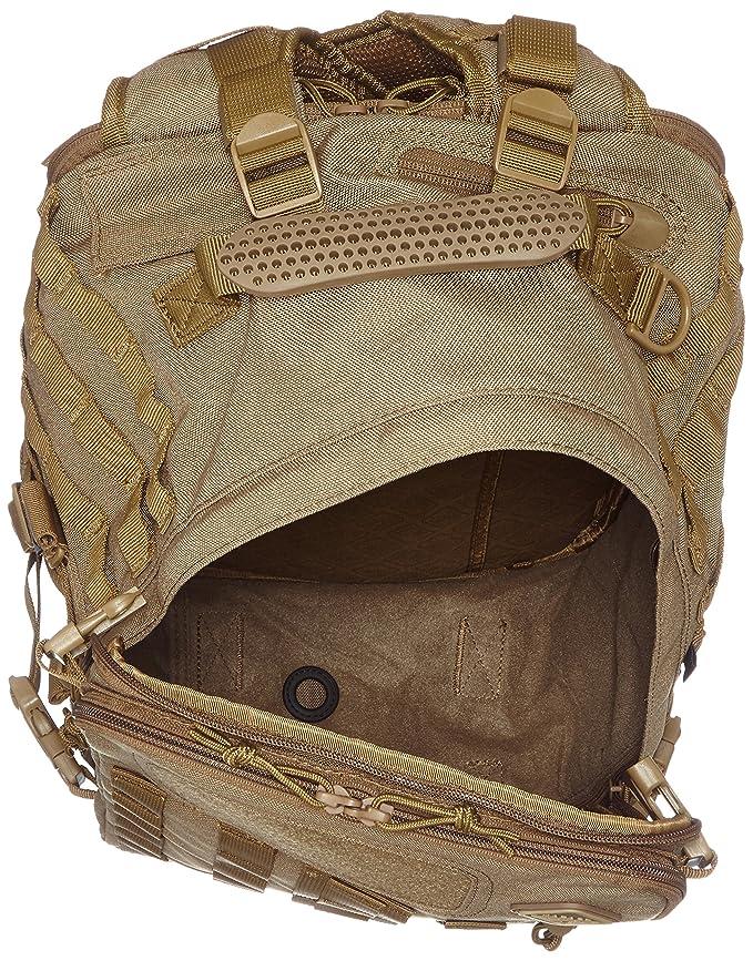 25b3b317cbfc Amazon.com   HAZARD 4 Officer Front Back Slim Organizer Pack