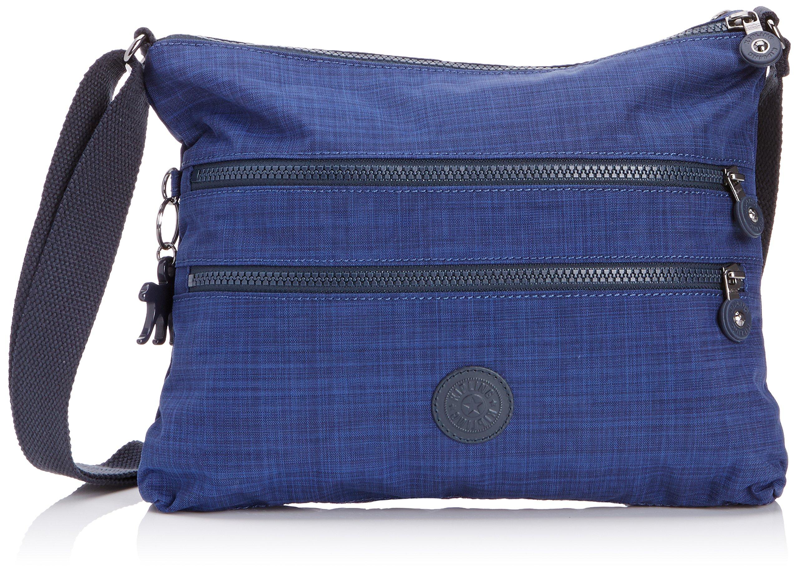 Kipling Women's Alvar Shoulder Bag K1333580F Dazz Blue