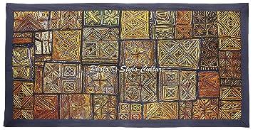 Stylo Culture Traditionelle Indische Pakistanische Zari Patchwork