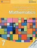 Cambridge checkpoint mathematics. Coursebook. Per le Scuole superiori: 7 (Cambridge International Examin)