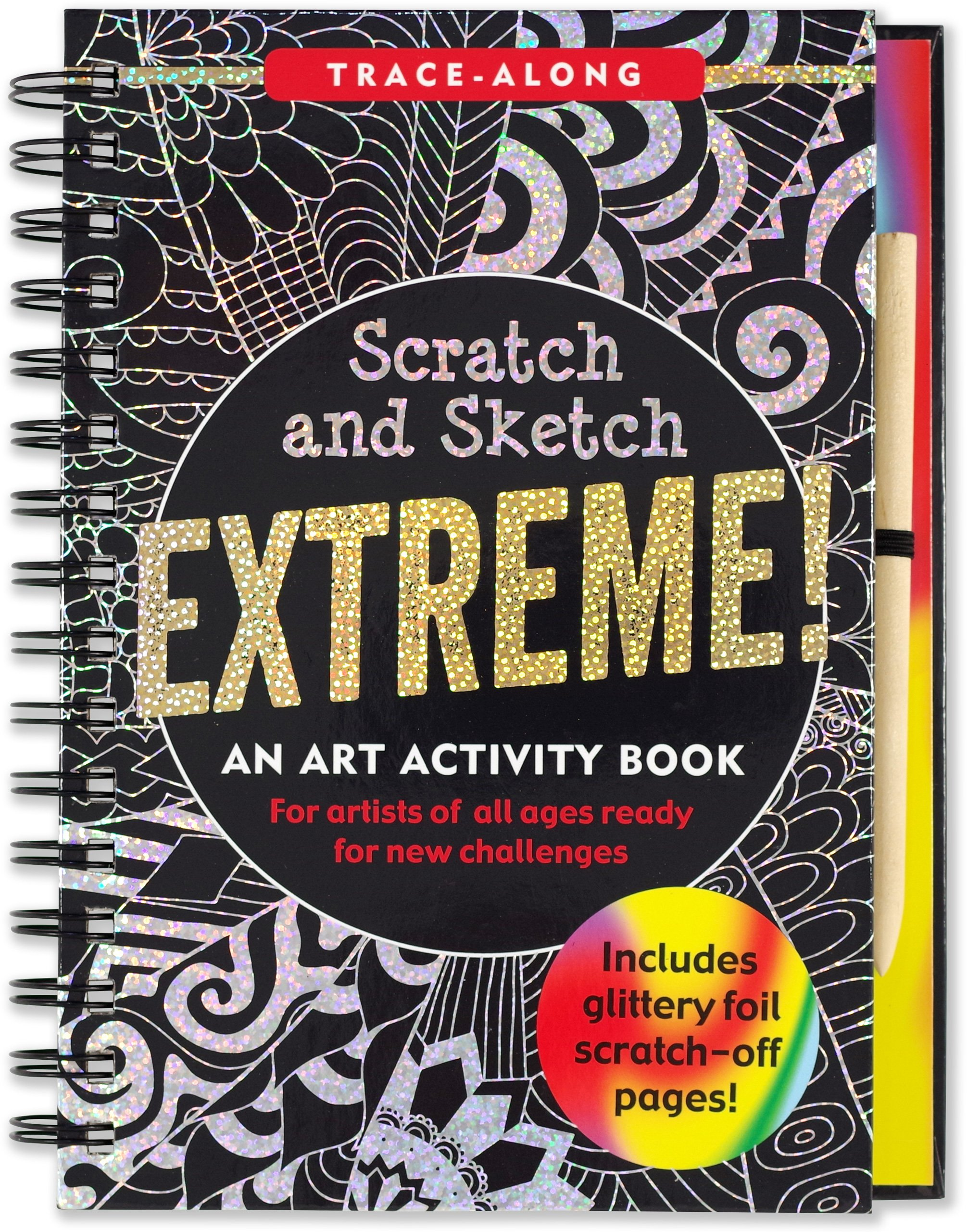 Scratch Sketch Extreme Trace Along product image