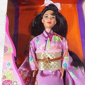 amazon barbie dolls collection japanese barbie ジャパニーズ