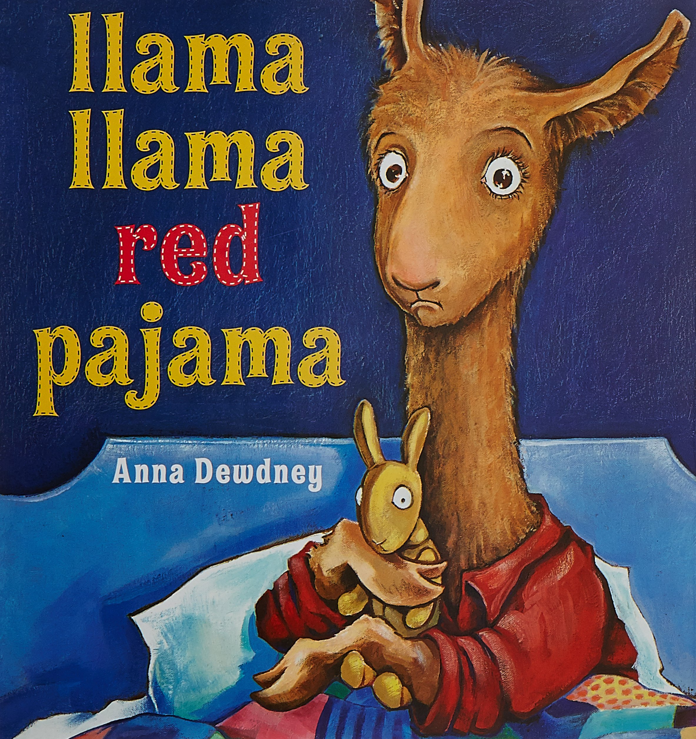 llama llama red pajama amazon co uk anna dewdney 9780670059836