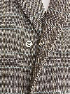 Plaid Raglan Coat 1225-139-8893: 2