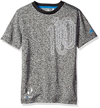 677595877 Amazon.com   adidas Youth Soccer Messi Icon Tee   Sports   Outdoors