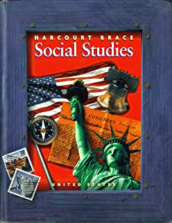 Harcourt brace social studies grade 5 vol 1 united states teachers harcourt brace social studies united states fandeluxe Image collections