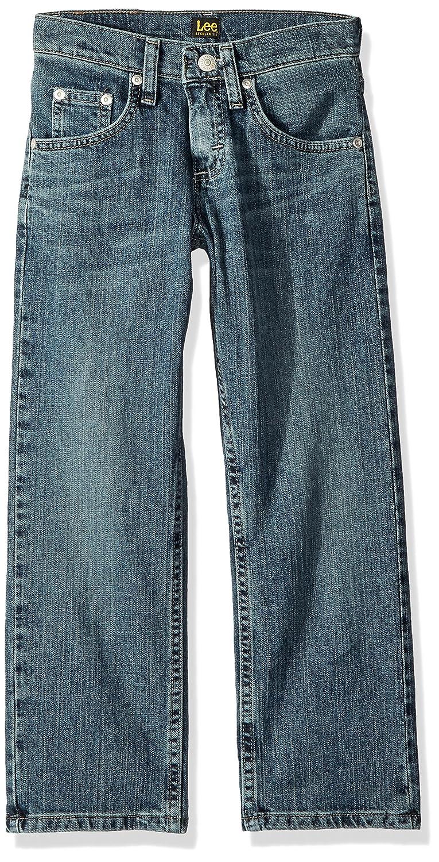LEE Boys' Premium Select Regular Fit Straight Leg Jeans Lee Children' s Apparel 52527
