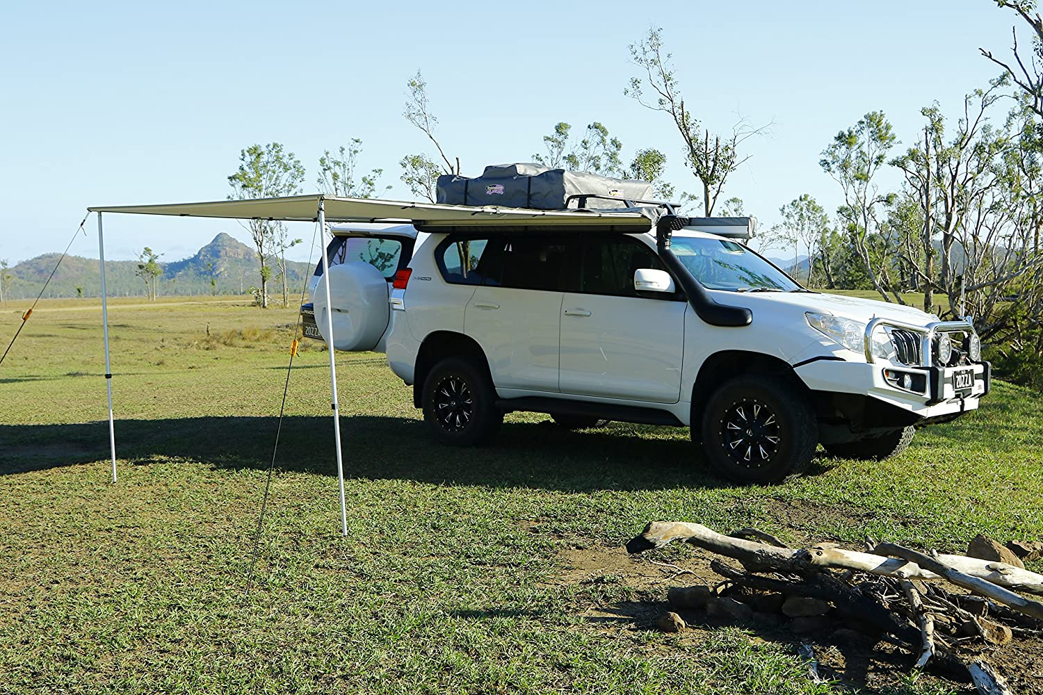 Pull Out Awning For 4wd | Homideal
