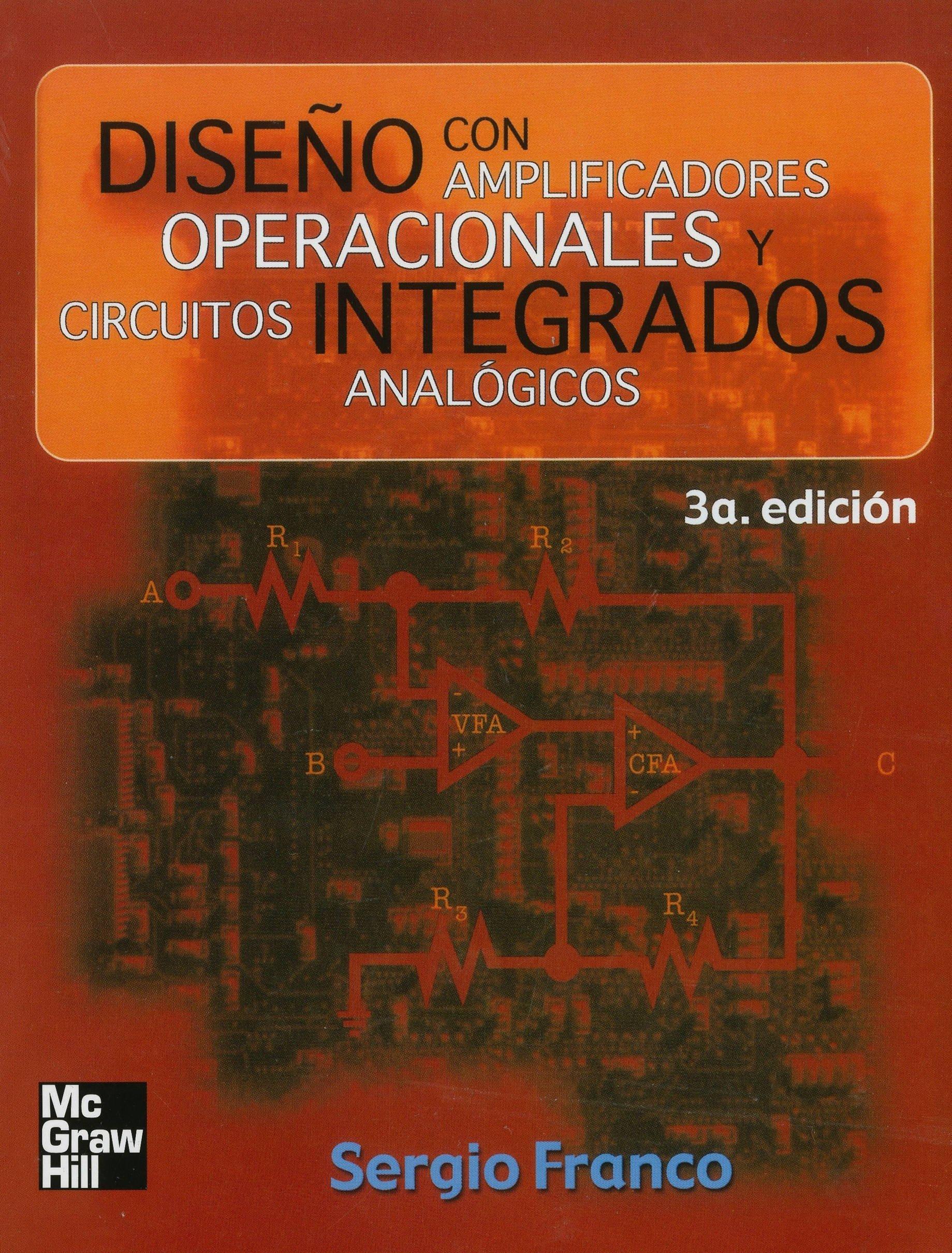 DISENO CON AMPLIFICADORES OPERACIONALES: Amazon.es: Sergio Franco: Libros