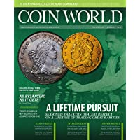 1-Year (12 Issues) of Coin World Monthly Magazine Subscription