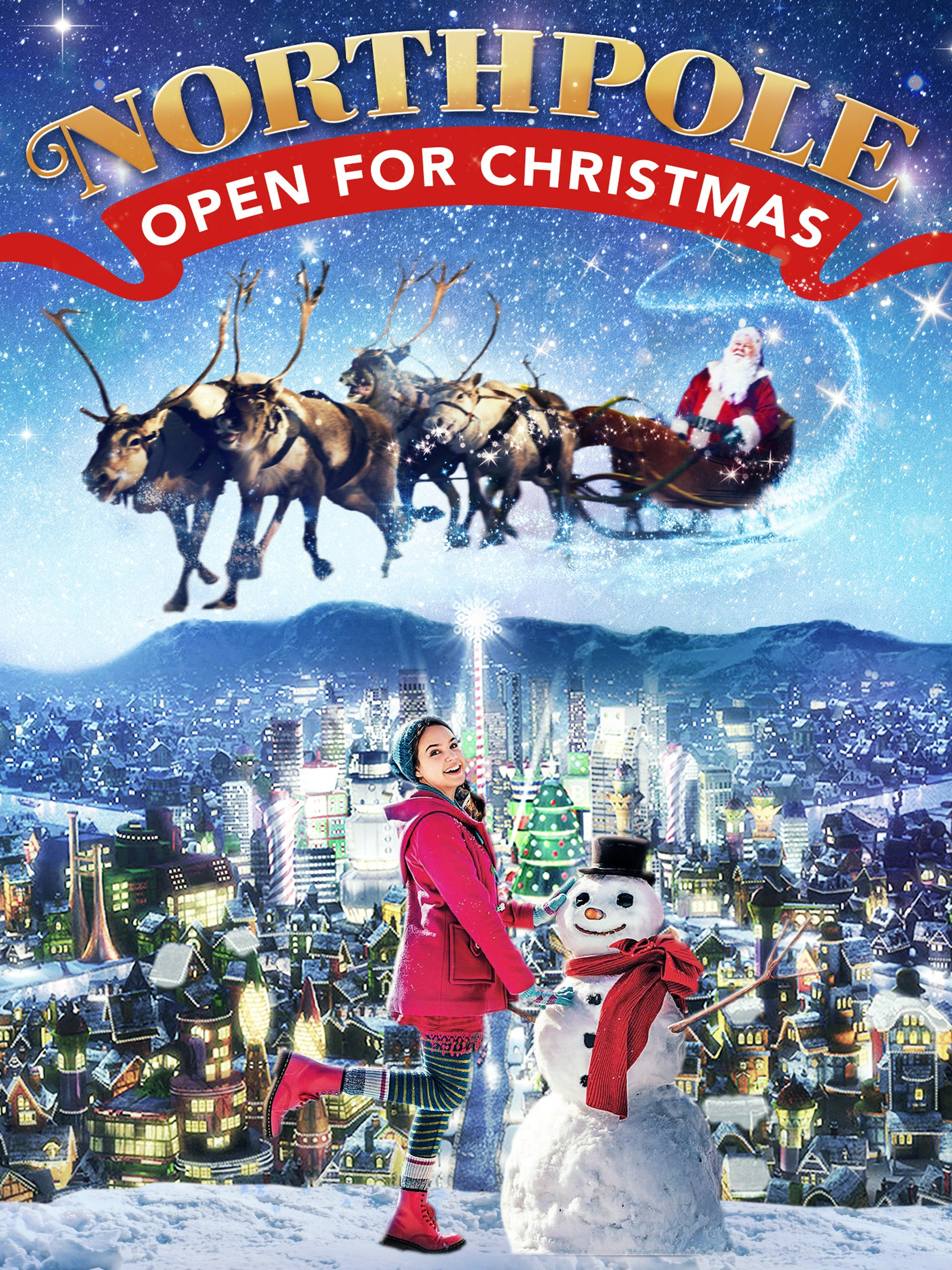 Amazon.co.uk: Watch Northpole: Open For Christmas | Prime Video