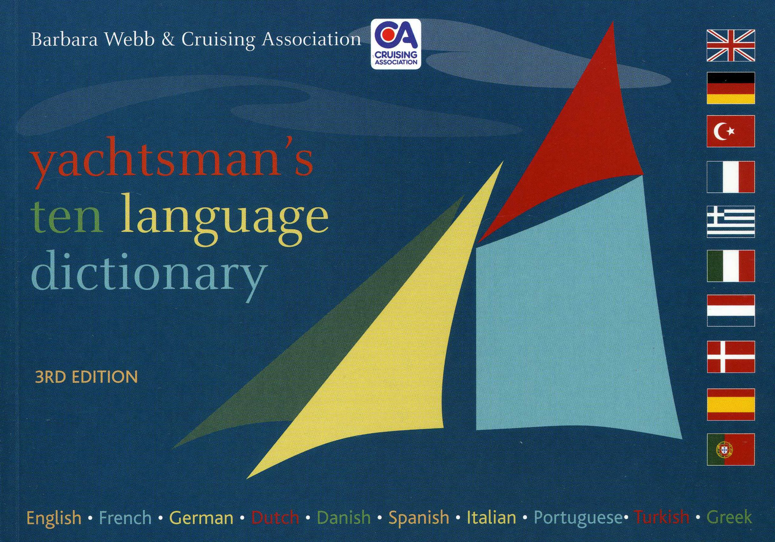 Yachtsman's Ten Languages Dictionary: Barbara Webb: 9781574092653:  Amazon.com: Books
