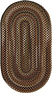 """product image for Bangor Very Charcoal Rug Rug Size: Concentric 9'2"""" x 13'2"""""""