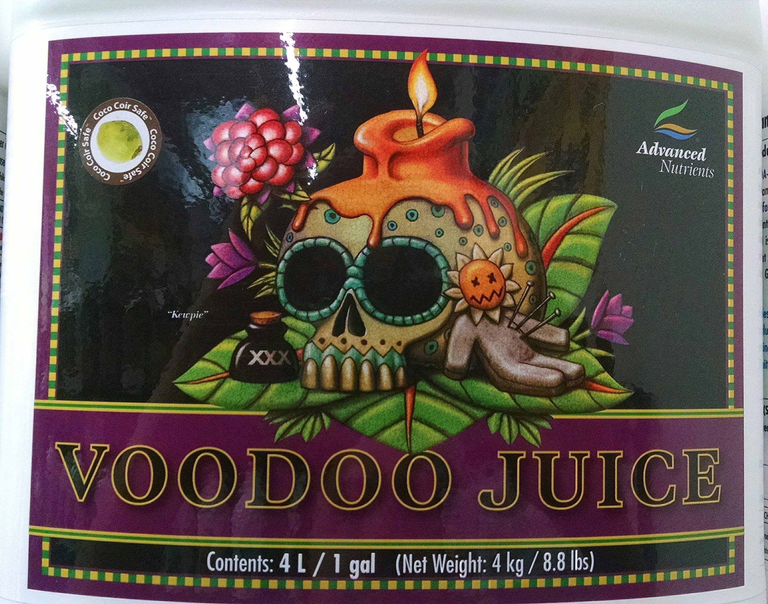 Advanced Nutrients Voodoo Juice Fertilizer, 4L by Advanced Nutrients