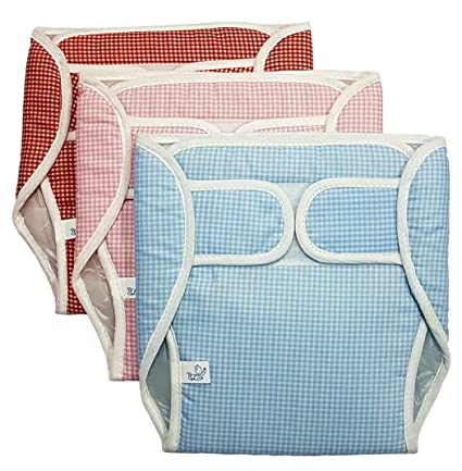 4fdf7501fb46 Buy GoodStart Reusable Baby Diapers with Waterproof Inner Layer and ...