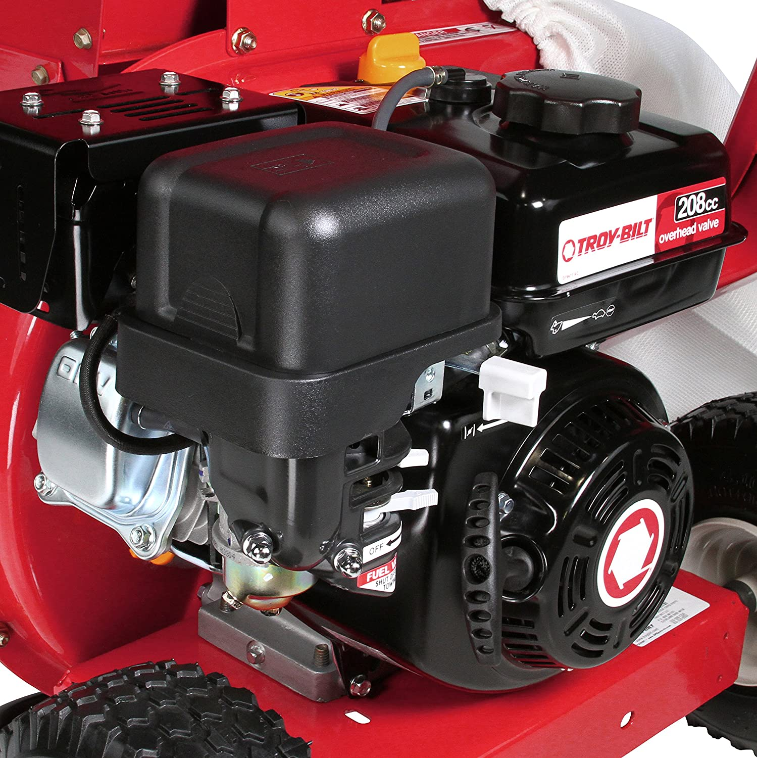 troy bilt chipper shredder reviews