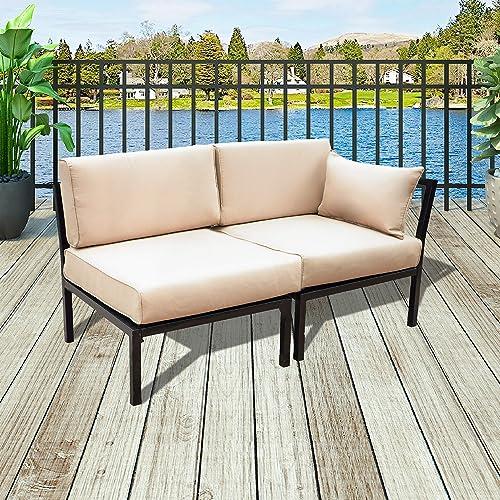 Patiorama 2 Piece Outdoor Patio Furniture Set