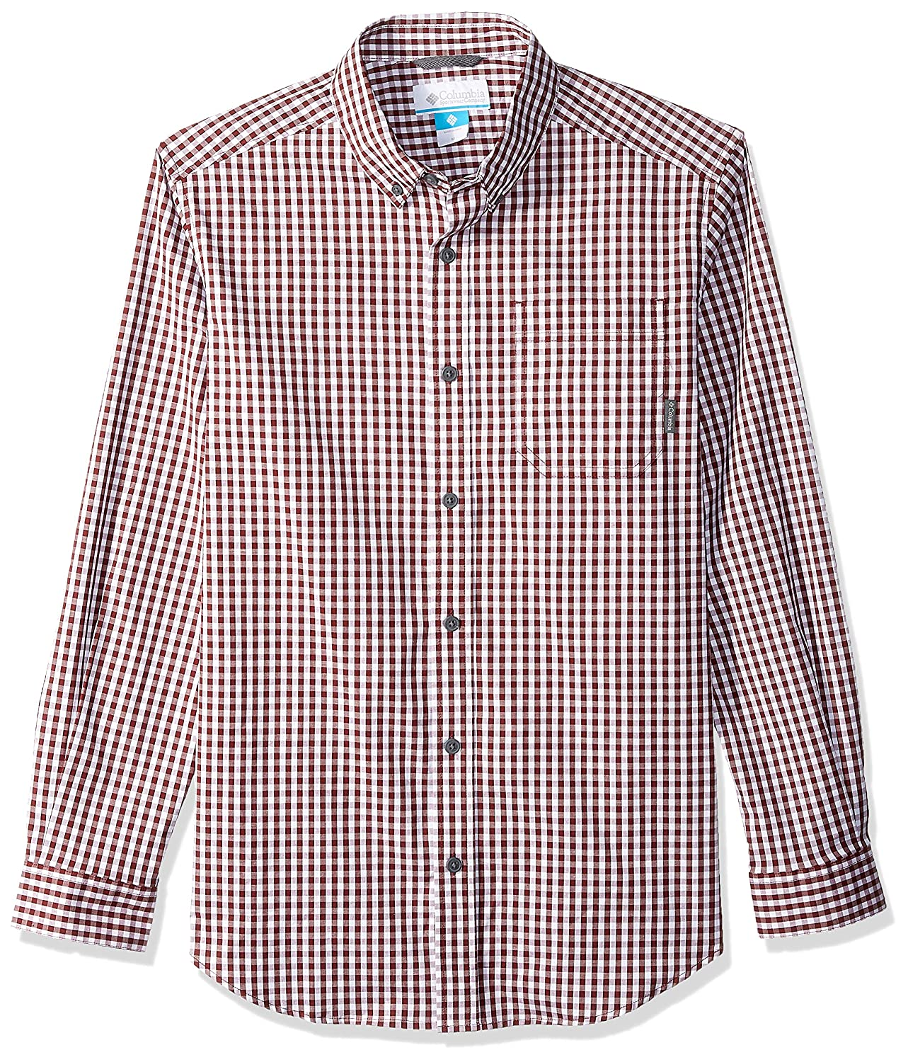 Tapestry Gingham M Columbia Homme 1552054 Manches Longues Chemisier