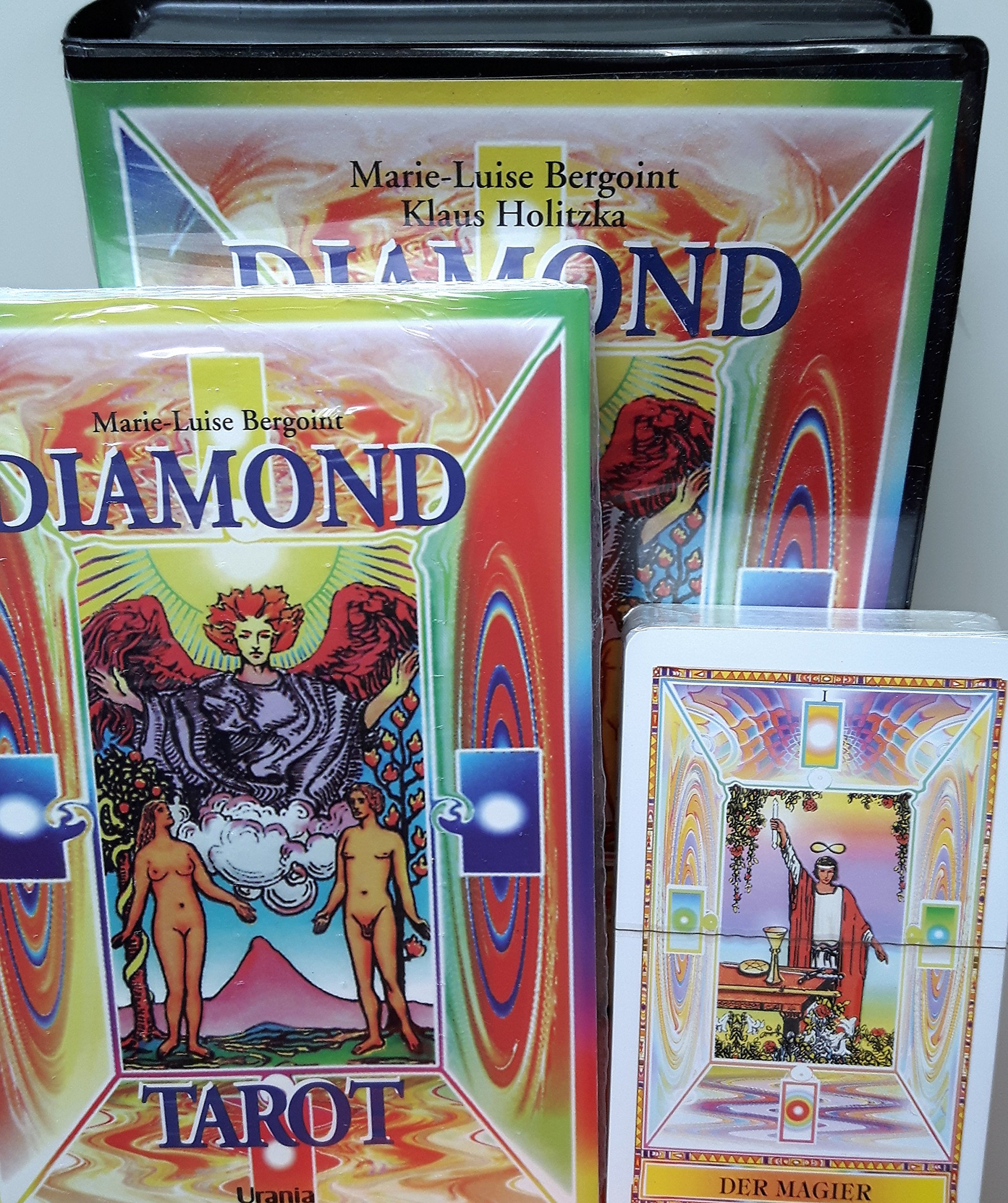 Diamond Tarot: Amazon.es: Marie-Louise Bergoint: Libros en ...