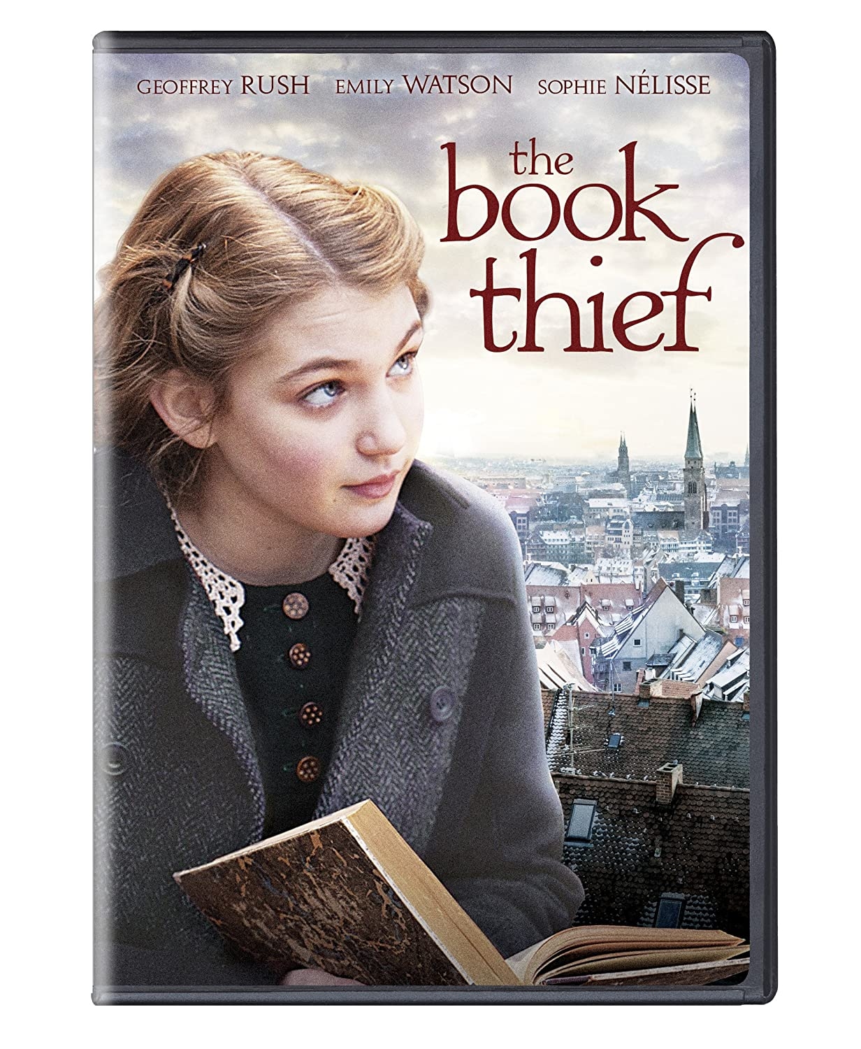 amazon com the book thief sophie nelisse emily watson geoffrey  amazon com the book thief sophie nelisse emily watson geoffrey rush brian percival movies tv