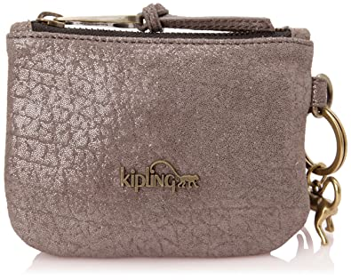 Amazon.com: Kipling Womens Syrine Purse K1208693P Metallic ...