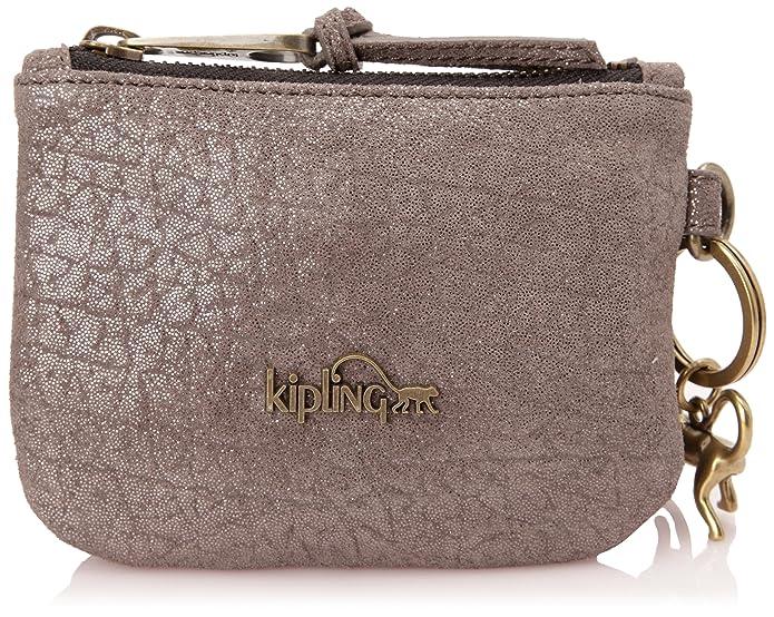 Amazon.com: Kipling Womens Syrine Purse K1208693P Metallic ...