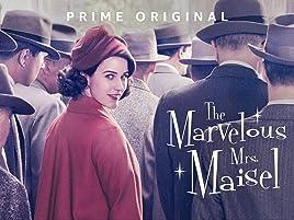 Amazon com: The Marvelous Mrs  Maisel - Season 1: Rachel