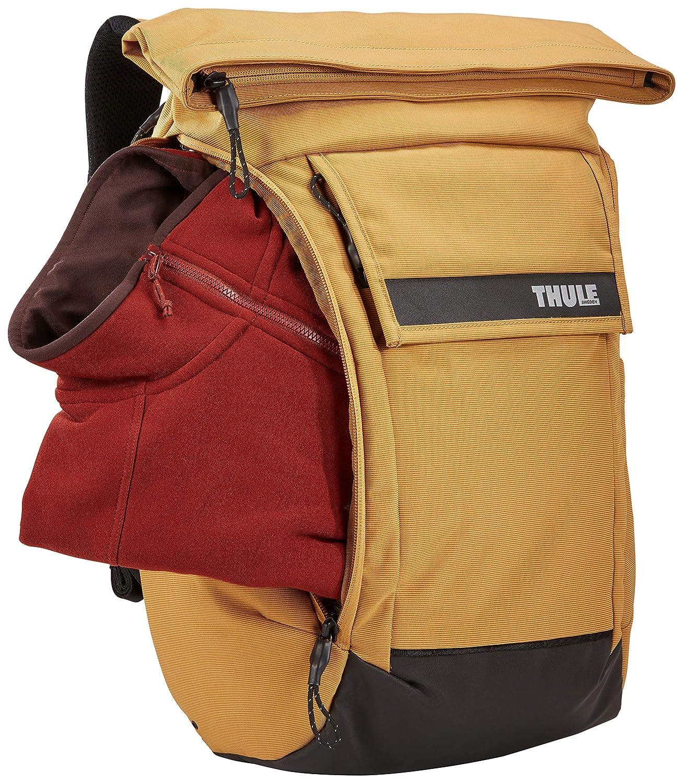 Giallo Thule Paramount 2 Zaino da 24 litri con scomparto per laptop da 15,6