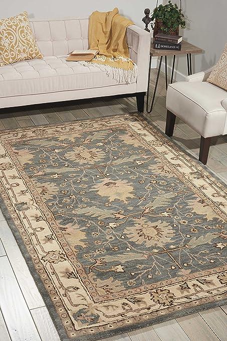 rug living express nourison rugs ird corner treasures ivory red