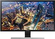 Monitor, Samsung, U28E590D, Ultra HD 4K Preto com Base Metálica, 28