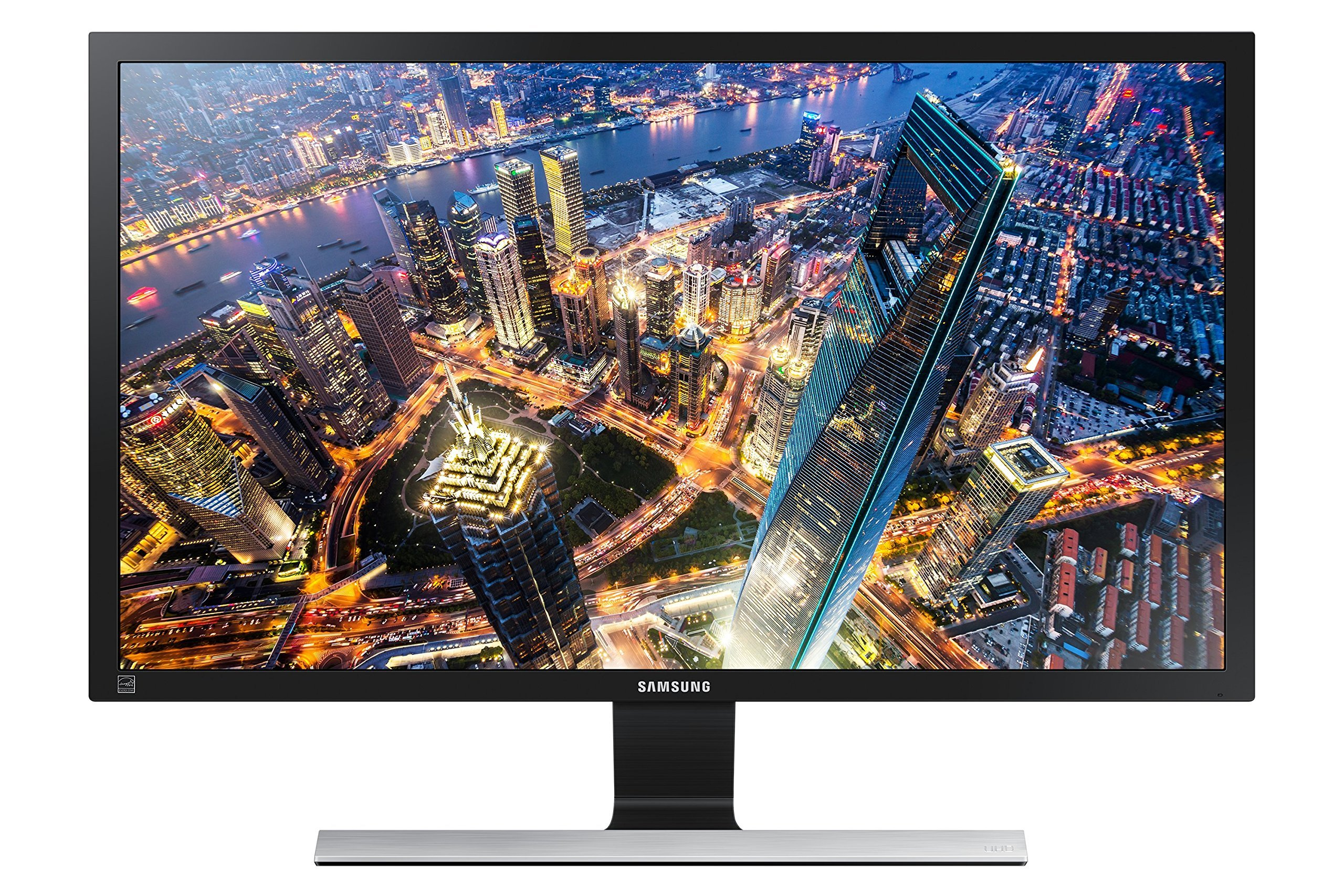 Samsung U28E590D Écran PC 28 pouces (71.09 cm) (UHD 3840 x 2160, 1ms, 16:9, 2xHDMI/DisplayPort, AMD FreeSync) product image