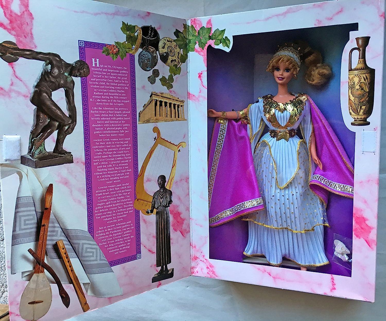 Grecian Goddess Barbie 1996 Collector Edition Volume Seven The Great Eras Collection