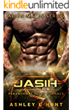 Jasih: Paranormal Sci-Fi Alien Romance (Àlien Mates Book 2)