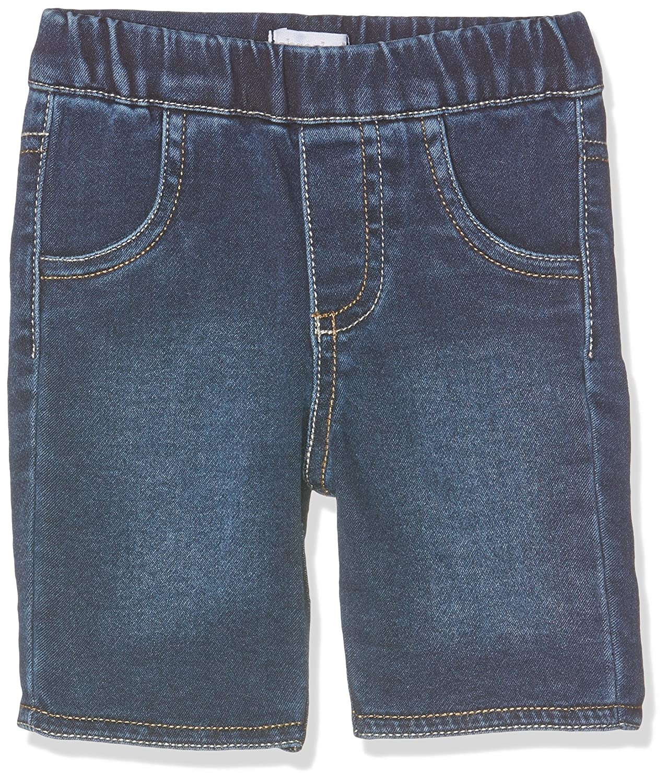 Absorba Short, Pantaloncini Bimbo Blu (Marine Blue 04) 0-3 Mesi 9J26002