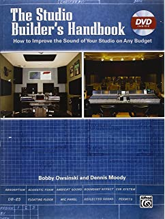 The Studio Builder S Handbook How To Improve Sound Of Your On Any Budget
