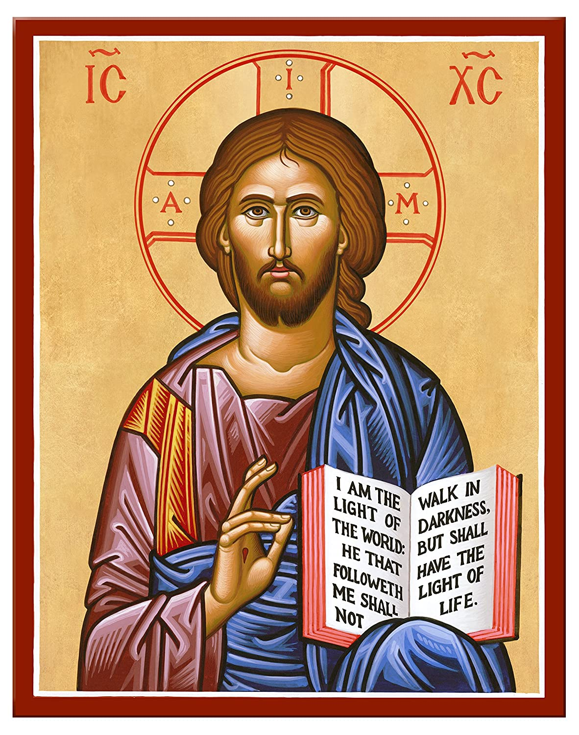 Image result for jesus light icon