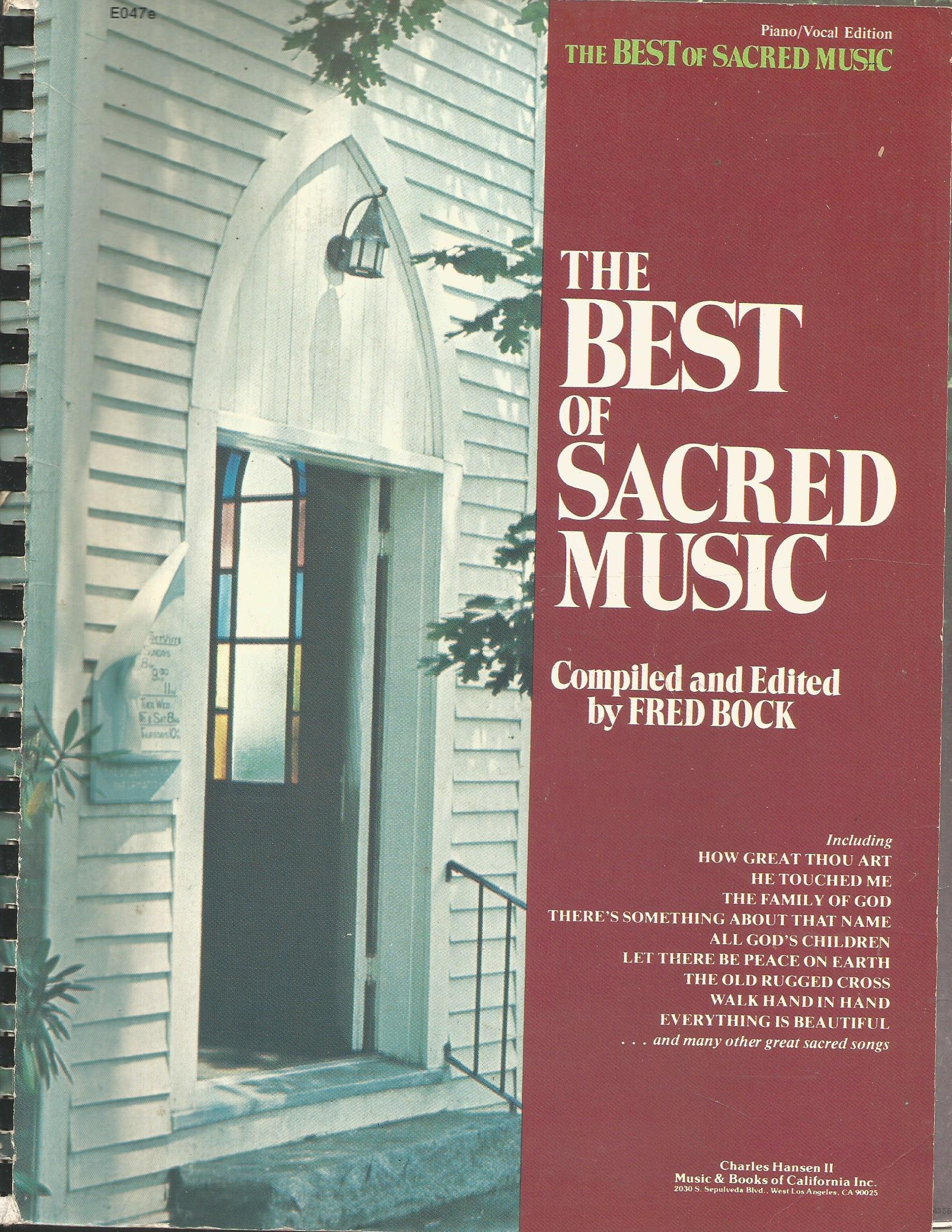 0 lord thou hast searched me out sacred song for low voice and organ