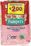 Pampers Easy Up in Mutandina Pannolini, Taglia 5 (12–18 Kg), 14 Pezzi