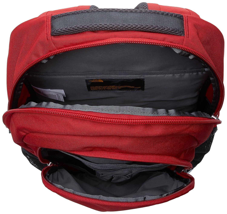 d03b5679bf THE NORTH FACE Vault Multifunktionsrucksäcke, Rage red/Asphalt Grey, 33 x  35 x 15 cm, 28 L: Amazon.de: Sport & Freizeit