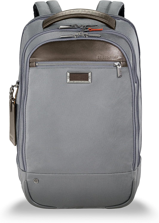 Briggs & Riley @ work - Medium Backpack, Gray, Standard