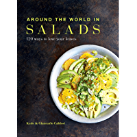 Around the World in Salads (English Edition)