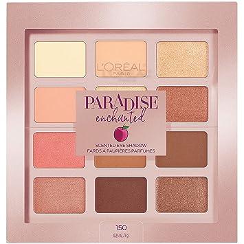 2057b378db3 Amazon.com : L'Oréal Paris Paradise Enchanted Scented Eyeshadow ...