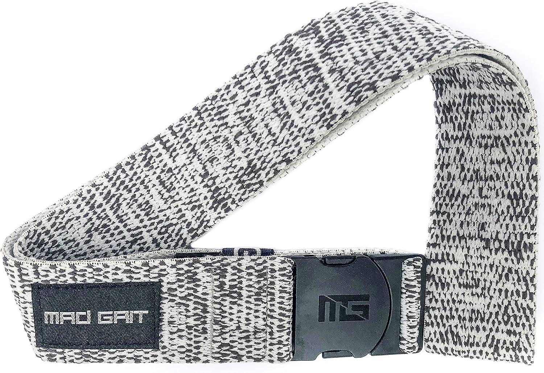 Elastic Stretch Sports Belt For Men /& Women The Most Comfortable Belt Ever