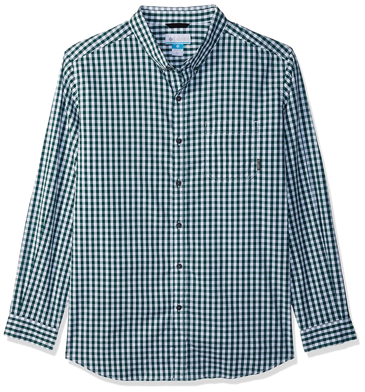 2b83b518ee5 Amazon.com: Columbia Men's Big and Tall Rapid Rivers Ii Big & Tall Long  Sleeve Shirt: Clothing