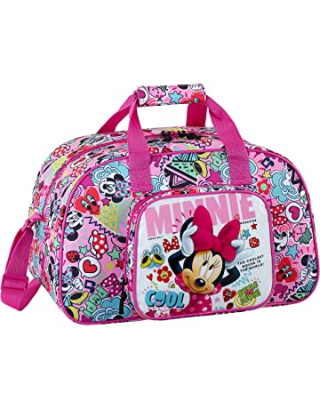 f7114f7aa6 Minnie 2018 Sac de Sport Enfant, 40 cm, 22 liters, Rose (Rosa